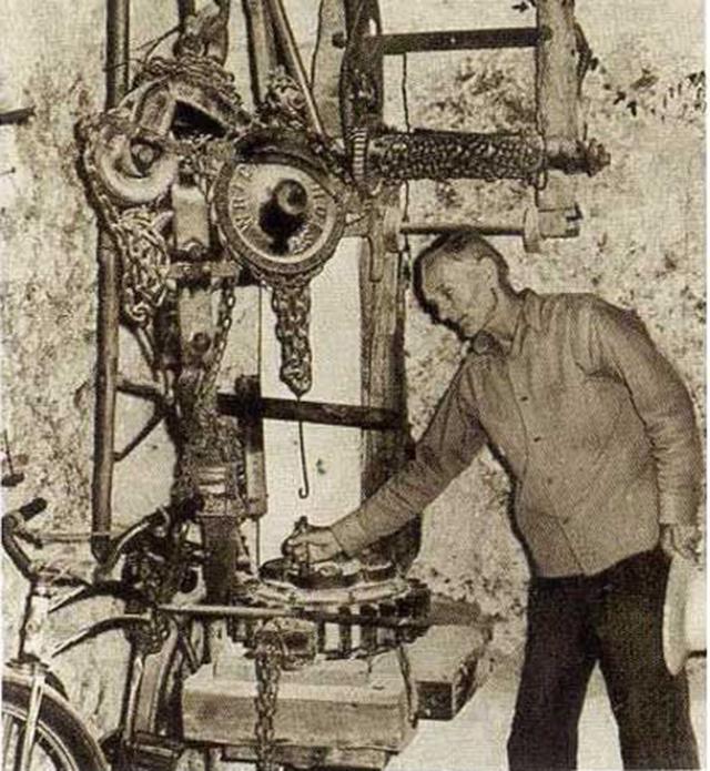 эдвард лидскалнин и механизм