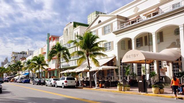 Art Deco в Майами