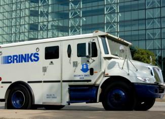 Brink Money Truck