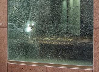 Bulletproof Glass Window