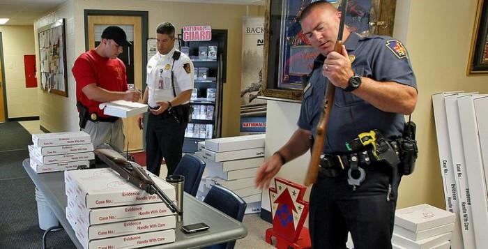 West Palm Beach Gun Buyback Program