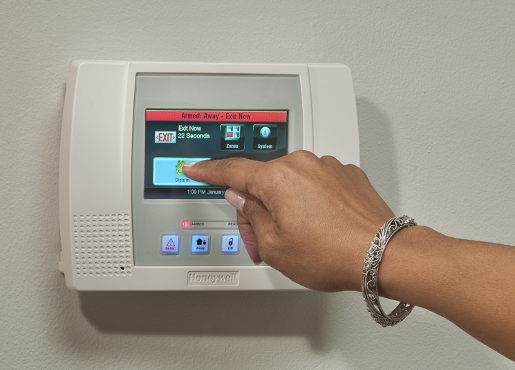 Home Security Control