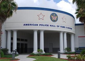Музей американской полиции в майами
