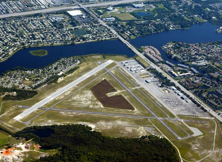 West Palm Beach Airport