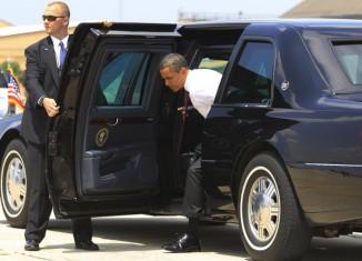 President Armored Car