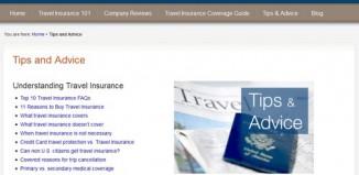 Travelinsurancereview.net