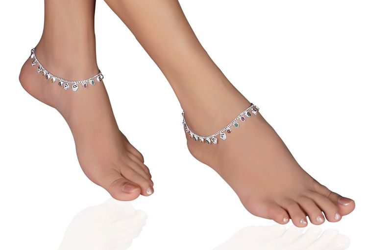 Unique Kids Anklets
