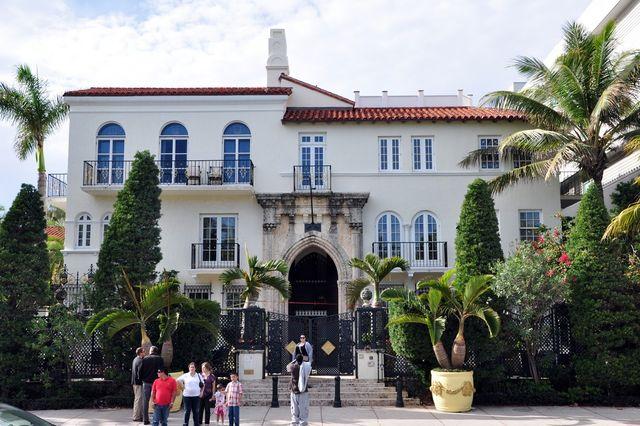 дом версаче в майами