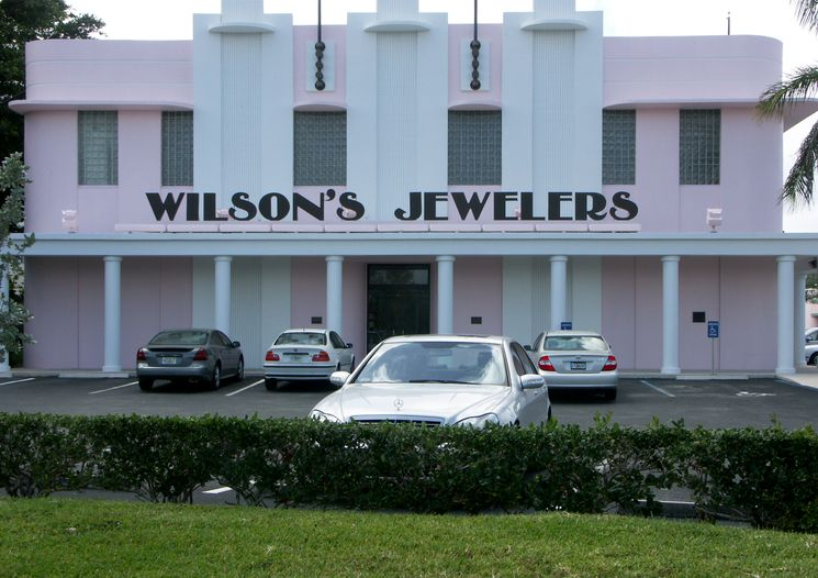 Wilson and Sons Jewelers in Palm Beach