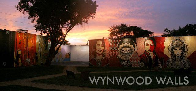 wynwoodWalls в Майами
